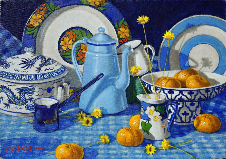 Oils gallery