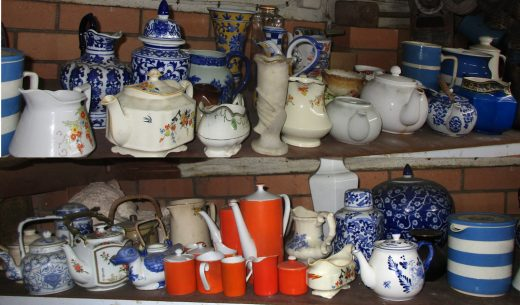 Photo of my still life ceramics