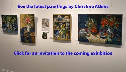 Christine's latest exhibition